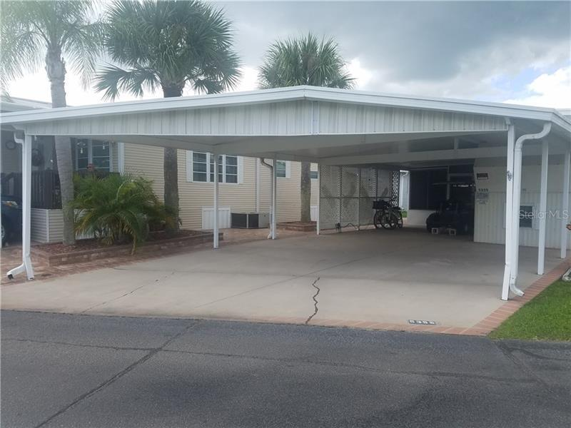 5355 SE 66TH AVENUE, OKEECHOBEE, Manufactured/ Mobile home,  for sale, Mixon Real Estate Group, LLC
